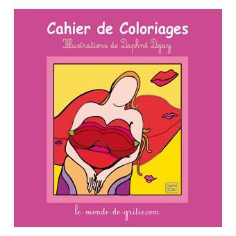 Cahier de Coloriages  des Tétés