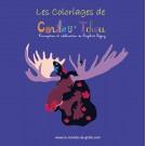 Cahier de Coloriage  Caribou t'chou